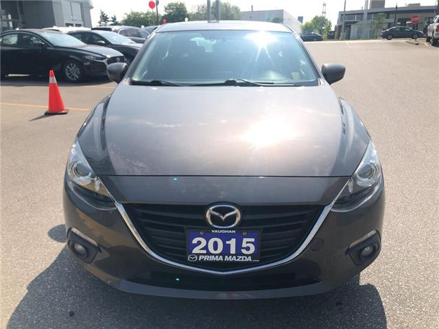 2015 Mazda Mazda3 Sport GS (Stk: P-4172) in Woodbridge - Image 2 of 30