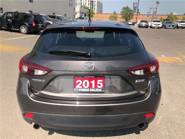 2015 Mazda Mazda3 Sport GS (Stk: P-4172) in Woodbridge - Image 5 of 30