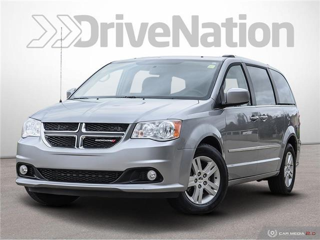 2016 Dodge Grand Caravan Crew (Stk: WE406) in Edmonton - Image 1 of 28