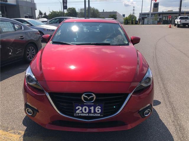 2016 Mazda Mazda3 GT (Stk: P-4202) in Woodbridge - Image 2 of 30