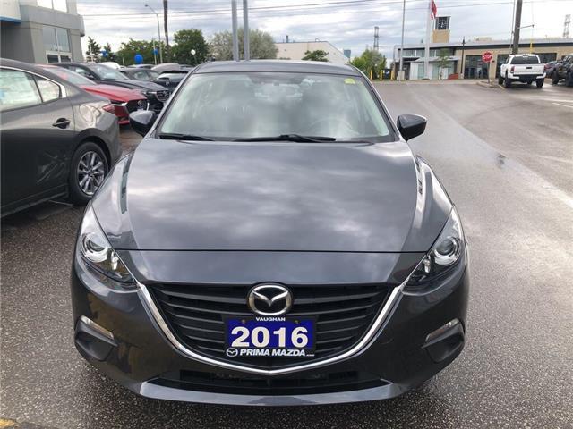 2015 Mazda Mazda3 GS (Stk: P-4196) in Woodbridge - Image 2 of 25