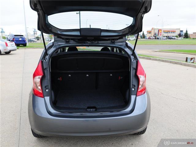 2016 Nissan Versa Note 1.6 S (Stk: WE340) in Edmonton - Image 11 of 27