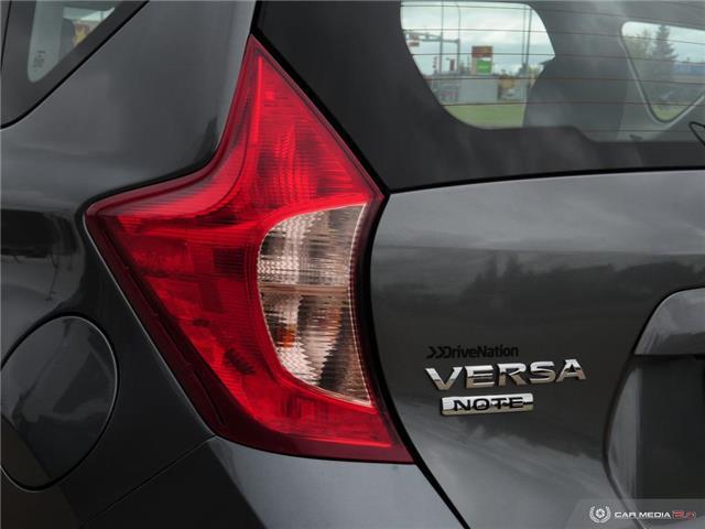 2016 Nissan Versa Note 1.6 S (Stk: WE340) in Edmonton - Image 12 of 27