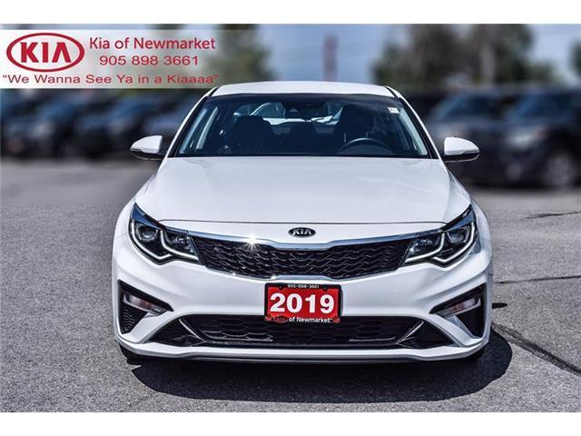 2019 Kia Optima LX+ (Stk: P0951) in Newmarket - Image 2 of 19