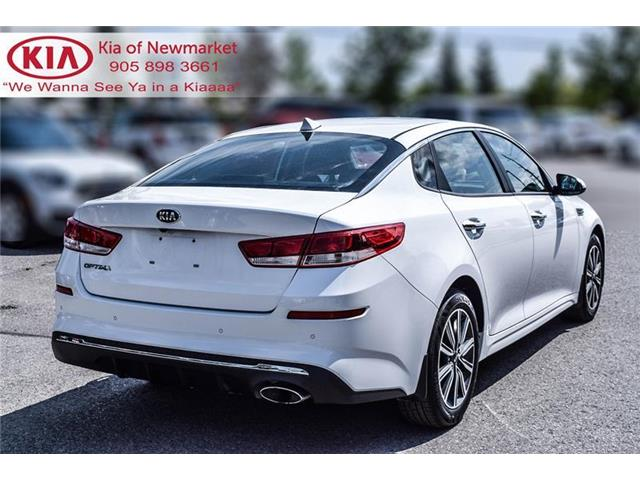 2019 Kia Optima LX+ (Stk: P0951) in Newmarket - Image 5 of 19