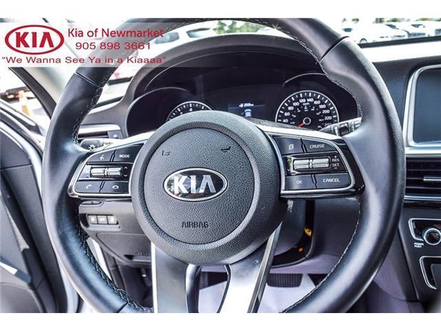 2019 Kia Optima LX+ (Stk: P0951) in Newmarket - Image 12 of 19