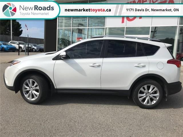 2015 Toyota RAV4 Limited (Stk: 341061) in Newmarket - Image 2 of 27
