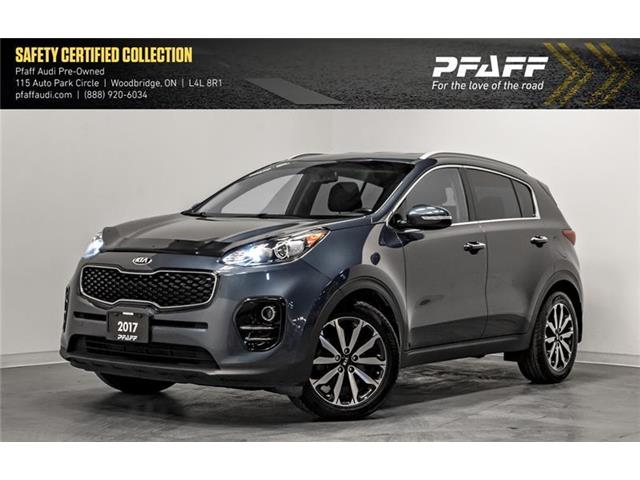 2017 Kia Sportage EX (Stk: T16573A) in Woodbridge - Image 1 of 22