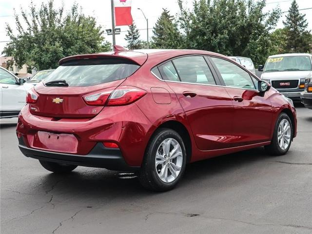 2019 Chevrolet Cruze LT (Stk: 5783K) in Burlington - Image 5 of 28
