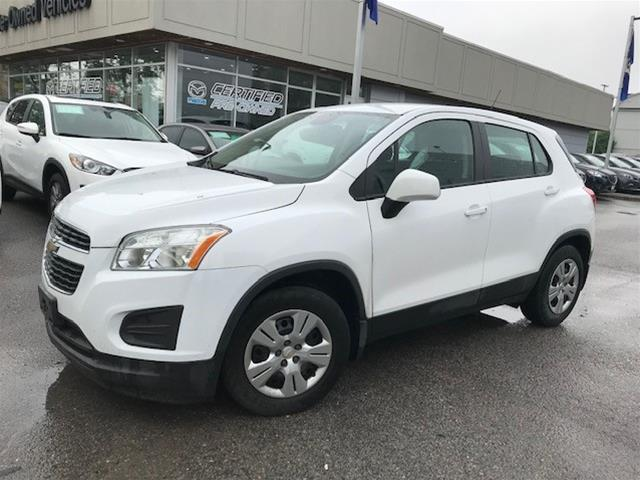 2014 Chevrolet Trax LS (Stk: 19-277A) in Richmond Hill - Image 1 of 1