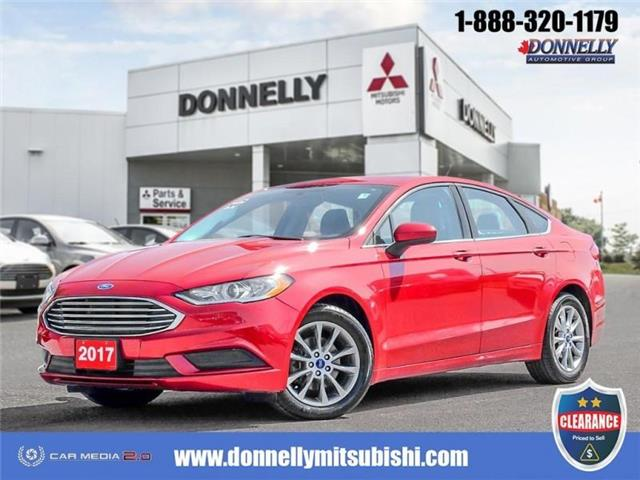 2017 Ford Fusion S (Stk: MS100A) in Kanata - Image 1 of 27