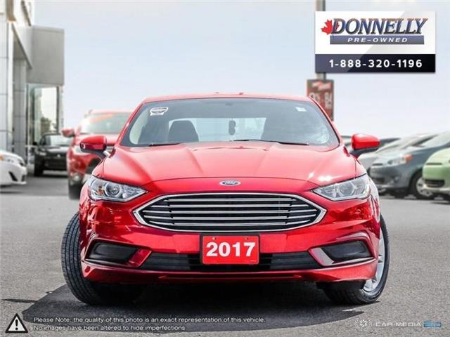 2017 Ford Fusion S (Stk: MS100A) in Kanata - Image 2 of 27