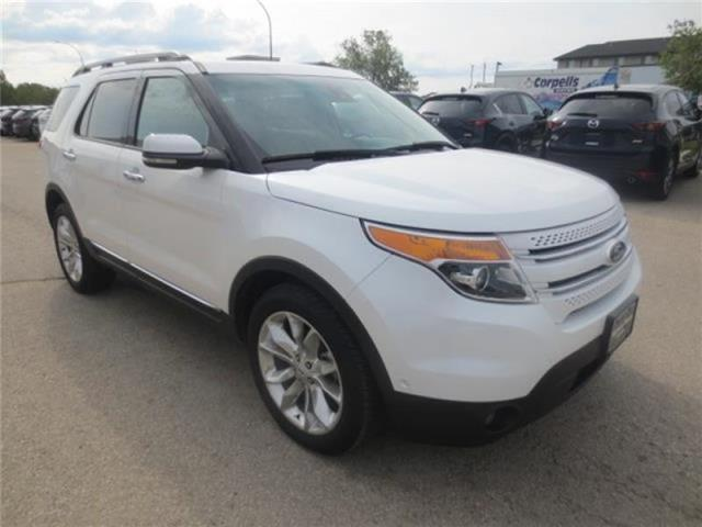 2013 Ford Explorer Limited 4D Utility V6 4WD (Stk: M19143B) in Steinbach - Image 3 of 22