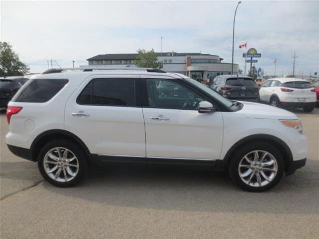 2013 Ford Explorer Limited 4D Utility V6 4WD (Stk: M19143B) in Steinbach - Image 4 of 22