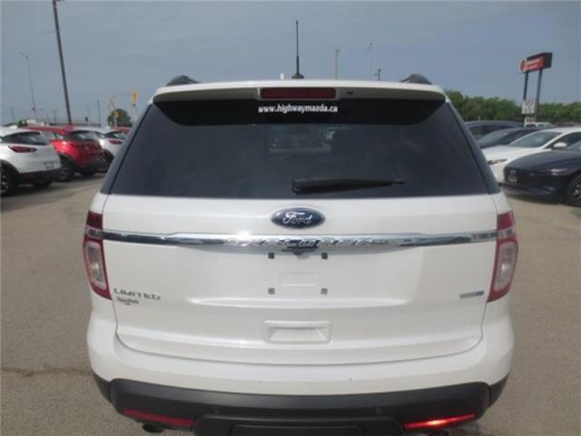 2013 Ford Explorer Limited 4D Utility V6 4WD (Stk: M19143B) in Steinbach - Image 5 of 22