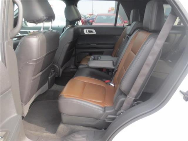2013 Ford Explorer Limited 4D Utility V6 4WD (Stk: M19143B) in Steinbach - Image 16 of 22