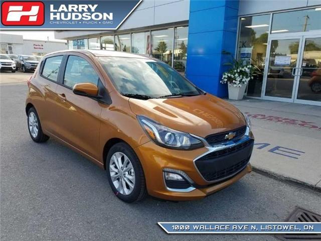 2020 Chevrolet Spark 1LT Manual (Stk: 20-062) in Listowel - Image 1 of 11