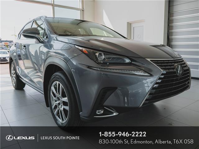 2020 Lexus NX 300 Base (Stk: LL00007) in Edmonton - Image 1 of 30
