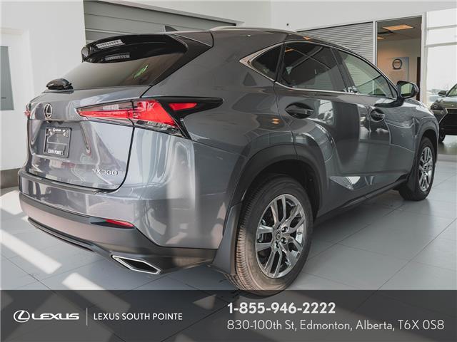 2020 Lexus NX 300 Base (Stk: LL00007) in Edmonton - Image 4 of 30