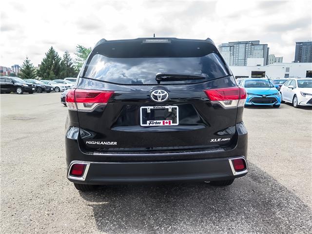2019 Toyota Highlander XLE (Stk: 95536) in Waterloo - Image 6 of 20