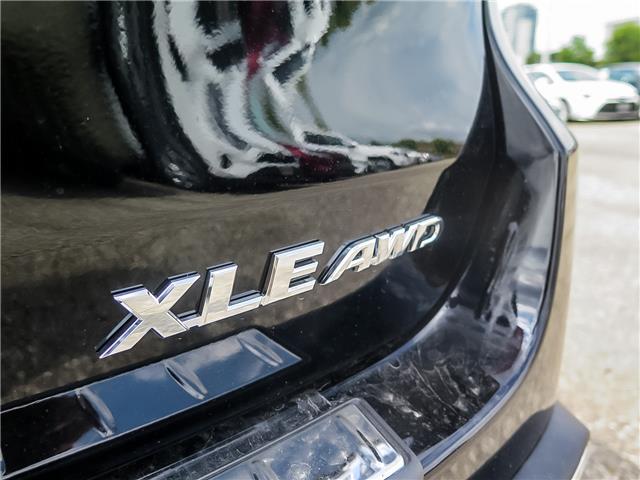 2019 Toyota Highlander XLE (Stk: 95536) in Waterloo - Image 17 of 20