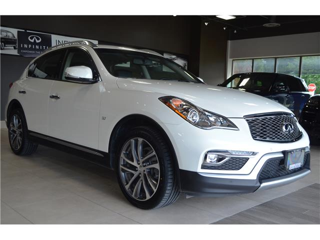 2017 Infiniti QX50 Base (Stk: H6947A) in Thornhill - Image 7 of 30