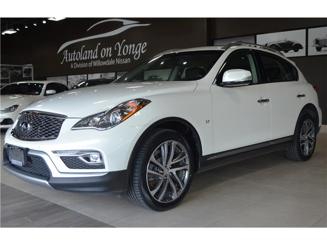 2017 Infiniti QX50 Base (Stk: H6947A) in Thornhill - Image 9 of 30