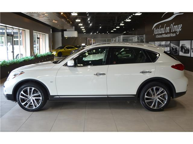 2017 Infiniti QX50 Base (Stk: H6947A) in Thornhill - Image 10 of 30