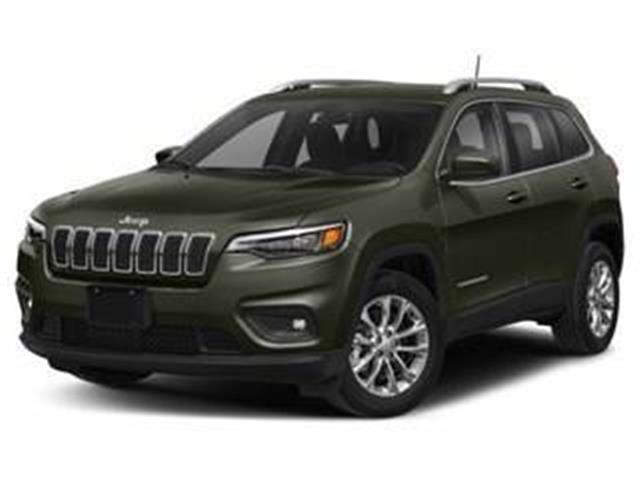 2020 Jeep Cherokee 27L Trailhawk Elite (Stk: 500123) in Innisfil - Image 1 of 1