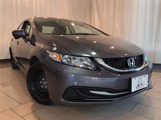 2015 Honda Civic EX (Stk: 39055) in Toronto - Image 2 of 24