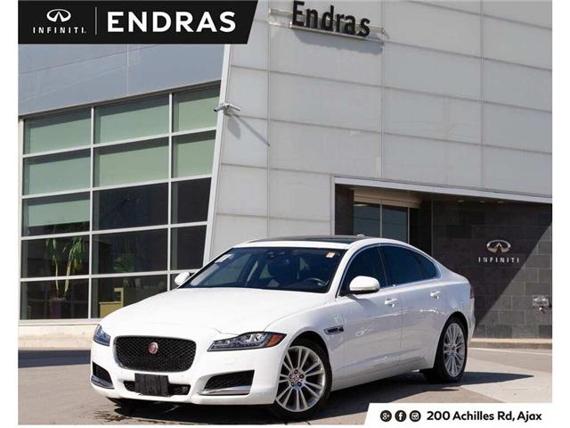 2017 Jaguar XF 20d Prestige (Stk: P0815) in Ajax - Image 1 of 30
