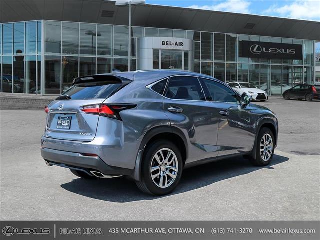 2016 Lexus NX 200t Base (Stk: L0547) in Ottawa - Image 5 of 27