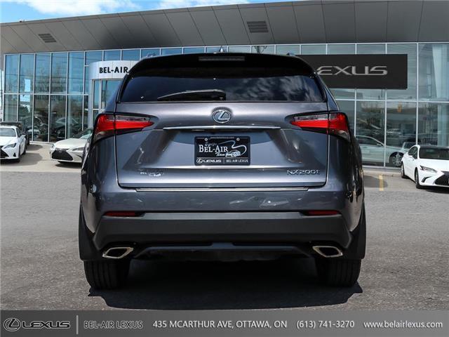 2016 Lexus NX 200t Base (Stk: L0547) in Ottawa - Image 6 of 27