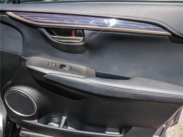 2016 Lexus NX 200t Base (Stk: L0547) in Ottawa - Image 19 of 27