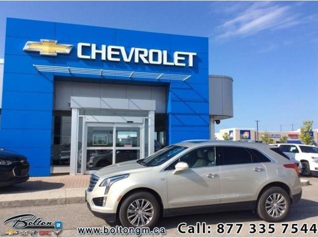 2017 Cadillac XT5 Luxury (Stk: 1312P) in BOLTON - Image 1 of 11