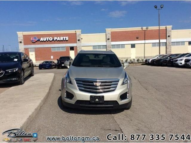 2017 Cadillac XT5 Luxury (Stk: 1312P) in BOLTON - Image 2 of 11
