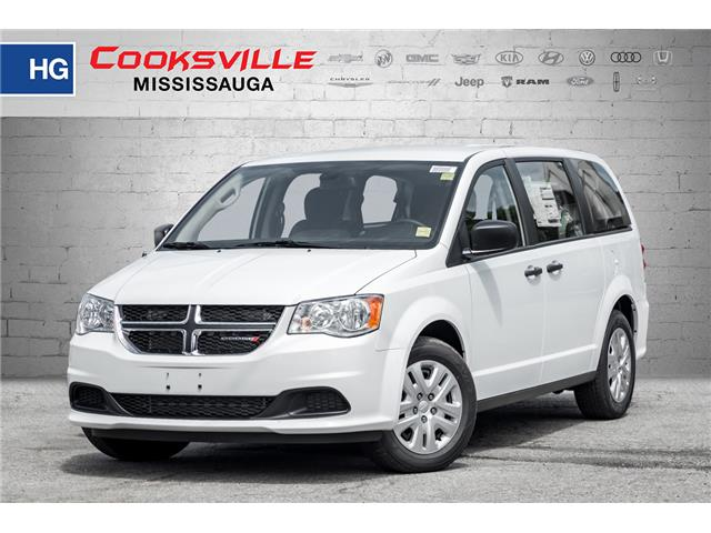 2019 Dodge Grand Caravan 29E Canada Value Package (Stk: KR703273) in Mississauga - Image 1 of 18