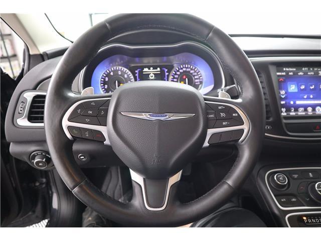 2016 Chrysler 200 Limited (Stk: U-0596) in Huntsville - Image 20 of 34