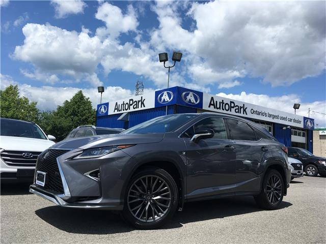 2017 Lexus RX 350 Base (Stk: 17-14133AR) in Georgetown - Image 1 of 30