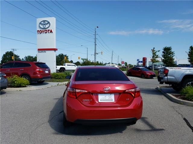 2017 Toyota Corolla LE (Stk: P1900) in Whitchurch-Stouffville - Image 5 of 13