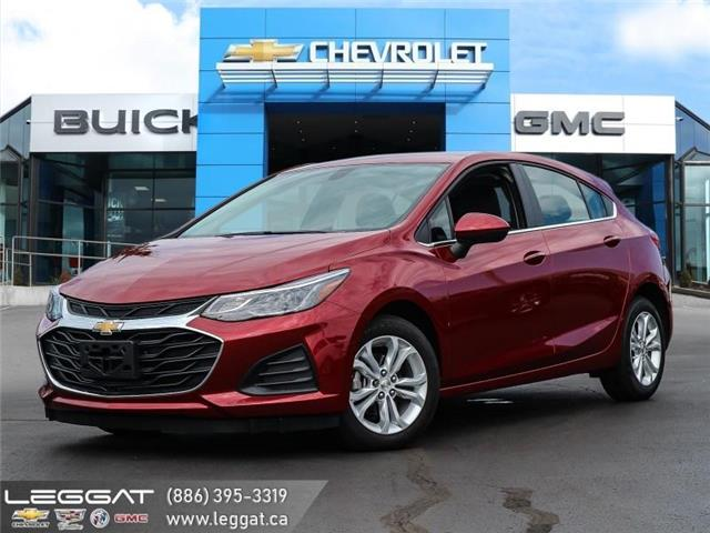 2019 Chevrolet Cruze LT (Stk: 5783K) in Burlington - Image 1 of 28