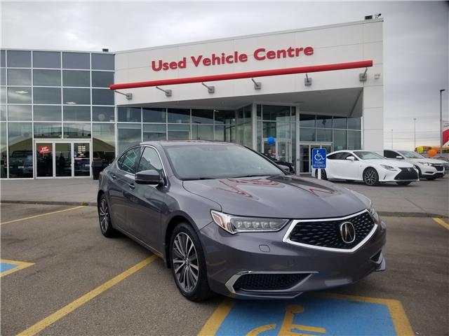 2018 Acura TLX Tech (Stk: U194287) in Calgary - Image 1 of 30