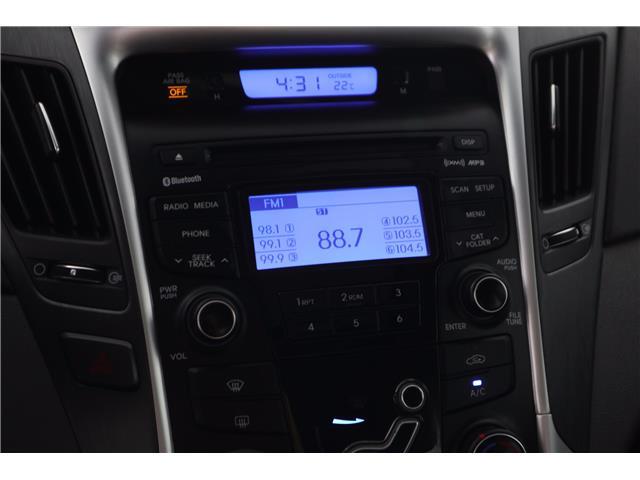 2012 Hyundai Sonata GLS (Stk: U-0603) in Huntsville - Image 26 of 34