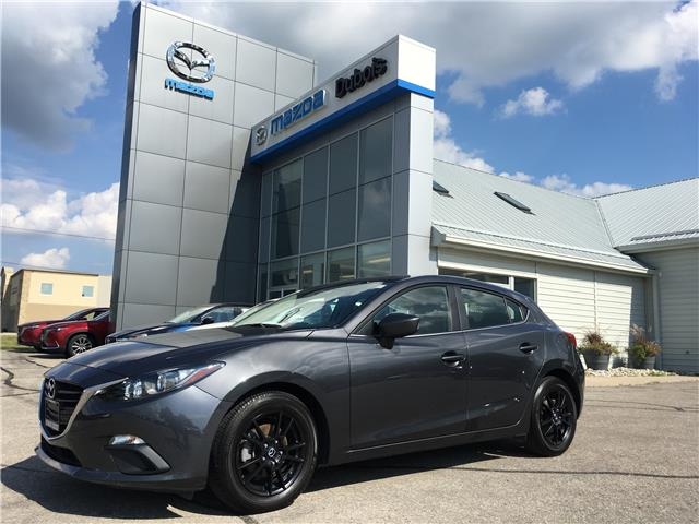 2016 Mazda Mazda3 Sport GS (Stk: UC5762) in Woodstock - Image 1 of 24