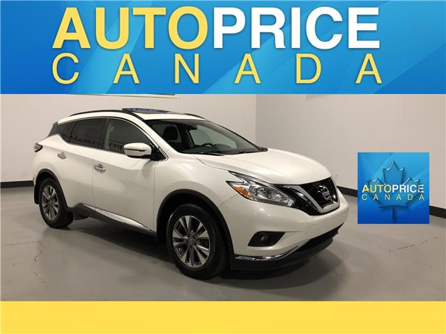 2016 Nissan Murano SV (Stk: F0543) in Mississauga - Image 1 of 28