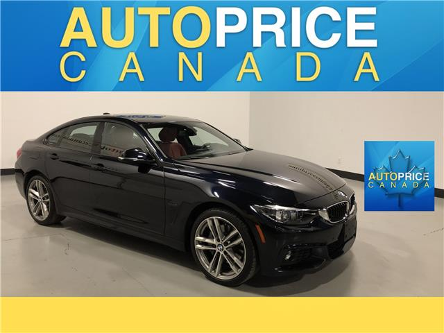 2018 BMW 430i xDrive Gran Coupe  (Stk: N0546) in Mississauga - Image 1 of 30