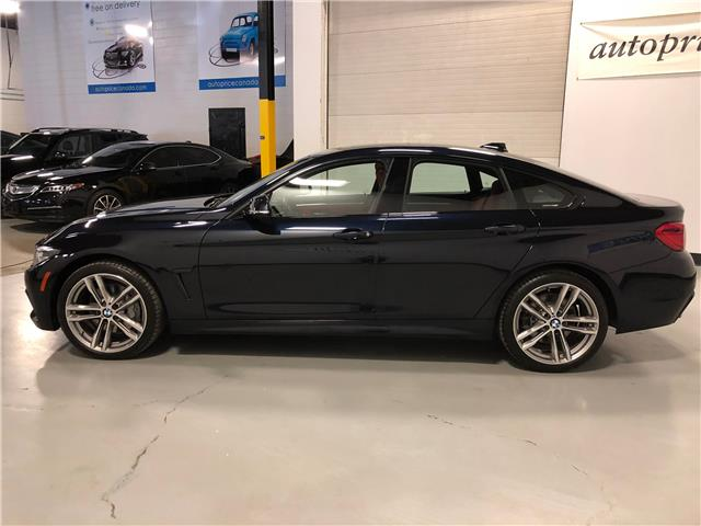 2018 BMW 430i xDrive Gran Coupe  (Stk: N0546) in Mississauga - Image 4 of 30