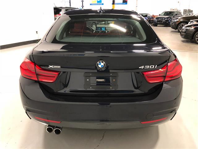 2018 BMW 430i xDrive Gran Coupe  (Stk: N0546) in Mississauga - Image 7 of 30