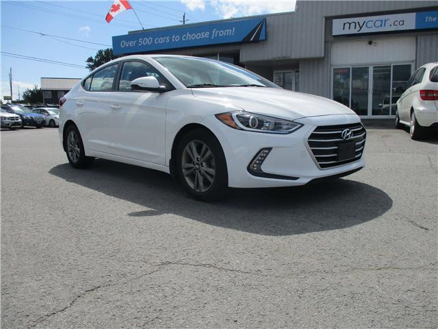 2017 Hyundai Elantra GL (Stk: 191017) in Kingston - Image 1 of 13