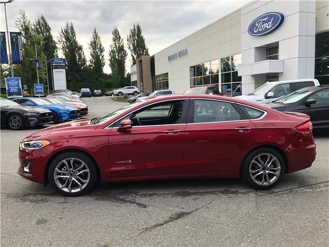 2019 Ford Fusion Hybrid Titanium (Stk: CP19289) in Vancouver - Image 2 of 25